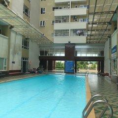 Отель Sweet Apartment New and Shine Вьетнам, Вунгтау - отзывы, цены и фото номеров - забронировать отель Sweet Apartment New and Shine онлайн бассейн