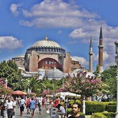 Istanbul Sydney Hotel городской автобус