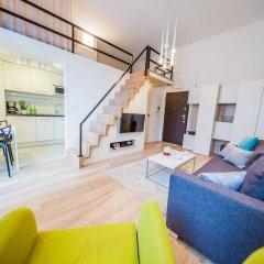 Апартаменты Mojito Apartments - Botanica комната для гостей фото 5