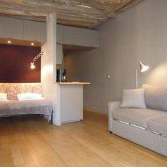 Апартаменты Saint Denis Apartment Париж комната для гостей фото 5