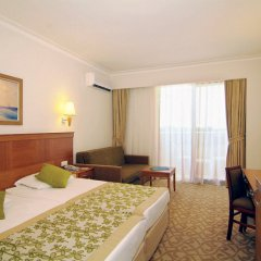 Hane Sun Hotel Сиде комната для гостей фото 3