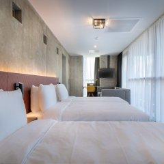 Отель New Kit Нидерланды, Амстердам - отзывы, цены и фото номеров - забронировать отель New Kit онлайн комната для гостей фото 3