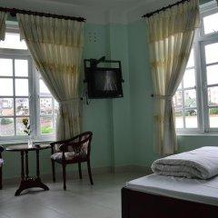 Camellia Hotel Dalat комната для гостей