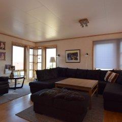 Отель Solferie Holiday Home Marthas vei Норвегия, Кристиансанд - отзывы, цены и фото номеров - забронировать отель Solferie Holiday Home Marthas vei онлайн комната для гостей