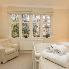 Апартаменты CDP Apartments Kensington Лондон комната для гостей фото 3