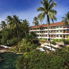 Отель Karona Resort & Spa балкон