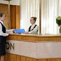 Гостиница Ярославская интерьер отеля фото 2