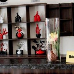 Silk Way Boutique Hotel гостиничный бар