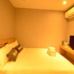 Gaam Hotel Бангкок комната для гостей фото 3