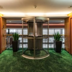 Hotel HP Park Plaza Wroclaw интерьер отеля