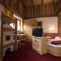 Hotel Garni San Nicolò Долина Валь-ди-Фасса комната для гостей фото 3