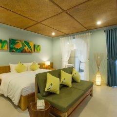 Отель De Campagne Villa Hoi An комната для гостей фото 3