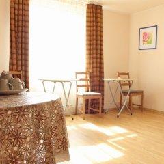 Гостиница Basilik Moscow Москва комната для гостей фото 3