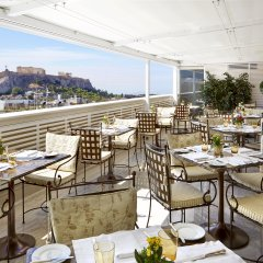 King George, a Luxury Collection Hotel, Athens питание
