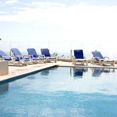 Отель Apartamentos Baia Brava Санта-Крус бассейн фото 2