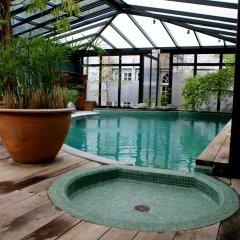 Boutique Hotel Die Swaene бассейн