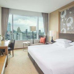 Отель Eastin Grand Hotel Sathorn Таиланд, Бангкок - 10 отзывов об отеле, цены и фото номеров - забронировать отель Eastin Grand Hotel Sathorn онлайн комната для гостей фото 3