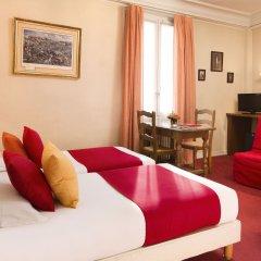 Отель Hôtel Londres Saint Honoré Франция, Париж - отзывы, цены и фото номеров - забронировать отель Hôtel Londres Saint Honoré онлайн комната для гостей фото 3
