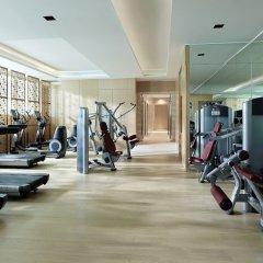 Отель Langham Place Guangzhou Гуанчжоу фитнесс-зал фото 2