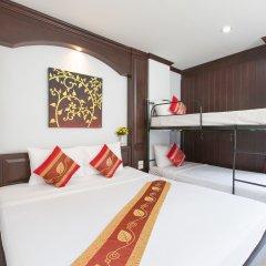 Отель Patong Buri комната для гостей фото 3