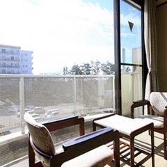 Nanpeidai Onsen Hotel Насусиобара балкон