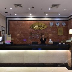 Tian Yue Business Hotel интерьер отеля фото 2
