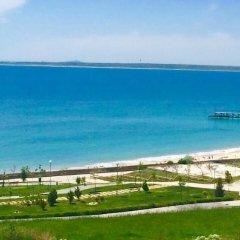 Отель Ravda Apartments Болгария, Равда - отзывы, цены и фото номеров - забронировать отель Ravda Apartments онлайн пляж фото 2