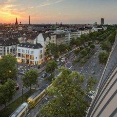 Отель Breidenbacher Hof, a Capella Hotel Германия, Дюссельдорф - 7 отзывов об отеле, цены и фото номеров - забронировать отель Breidenbacher Hof, a Capella Hotel онлайн балкон