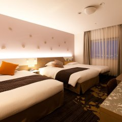 Toyama Excel Hotel Tokyu 3* Стандартный номер фото 15