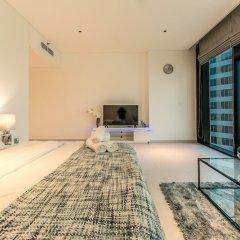 Апартаменты Airbetter-Dubai Downtown Superior Studio Дубай комната для гостей фото 3