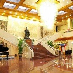 Отель Xian Dynasty Hotel Китай, Сиань - отзывы, цены и фото номеров - забронировать отель Xian Dynasty Hotel онлайн интерьер отеля