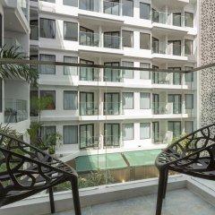 Отель Zenseana Resort & Spa балкон