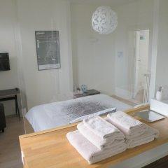 Отель B&b Living In Brusel Брюссель комната для гостей фото 4