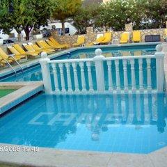 Budak Hotel Турция, Алтинкум - отзывы, цены и фото номеров - забронировать отель Budak Hotel онлайн бассейн фото 3