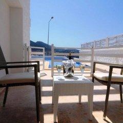 Mini Saray Турция, Калкан - отзывы, цены и фото номеров - забронировать отель Mini Saray онлайн балкон