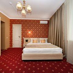 Гостиница Апельсин на Тульской комната для гостей фото 2