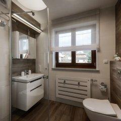 Отель InspiroApart Luxury Mountain Views Косцелиско ванная
