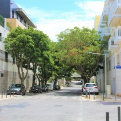 Апартаменты Apartment Marina Oceanário парковка