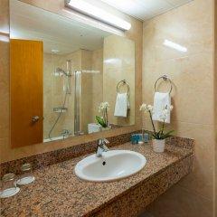 Ascos Coral Beach Hotel ванная фото 2