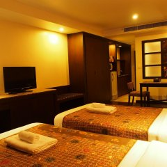 Отель Baan Suwantawe сауна