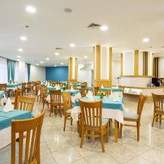 Отель Ljuljak Hotel Болгария, Золотые пески - 1 отзыв об отеле, цены и фото номеров - забронировать отель Ljuljak Hotel онлайн питание фото 3