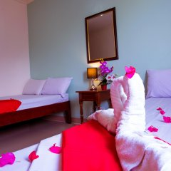 Отель Seasons Guesthouse Филиппины, Пуэрто-Принцеса - отзывы, цены и фото номеров - забронировать отель Seasons Guesthouse онлайн комната для гостей