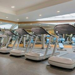 Отель Le Meridien Cairo Airport фитнесс-зал