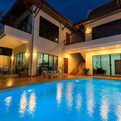 Апартаменты Kata Pool Apartments бассейн