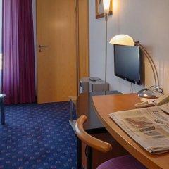 Отель H&S Belmondo Leipzig Airport удобства в номере фото 2