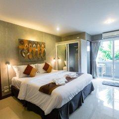 Baan Kamala Fantasea Hotel комната для гостей