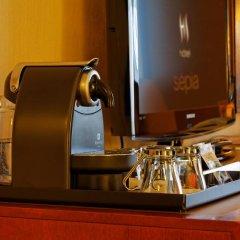 Отель Sepia Канада, Квебек - отзывы, цены и фото номеров - забронировать отель Sepia онлайн в номере фото 2