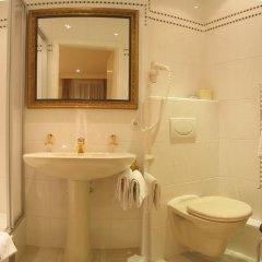 Отель Villa Turnerwirt Австрия, Зальцбург - отзывы, цены и фото номеров - забронировать отель Villa Turnerwirt онлайн ванная фото 2