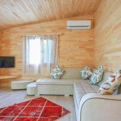 Отель Emek Pension Кемер комната для гостей фото 3