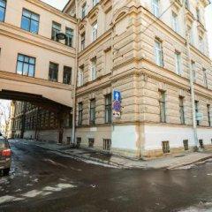 Отель Peter'S Embankment Санкт-Петербург парковка